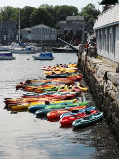 I am always drawn to coastal towns. This will be on the trip in New England. Rockport, Ma - New England Best Fishing Kayak, Fishing Tips, Bass Fishing, Places To Travel, Places To See, Kayaking Tips, New England States, Vacation Spots, East Coast