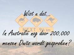 #Taalweetjes I TVcN Tolk- en Vertaalcentrum #australie #duits