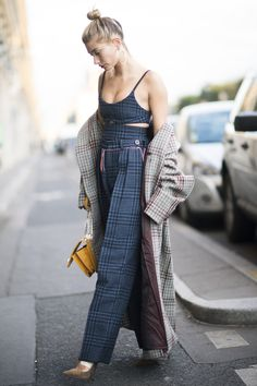 """its-vogue-baby: """"baldwinupdates: """" October 2: [HQs] Hailey out and about in Paris, France """" http://its-vogue-baby.tumblr.com/ """""""
