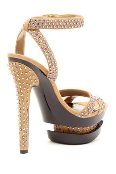 Celin Ankle Strap Sandal