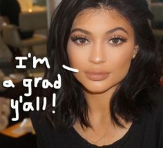 Kylie Jenner Graduates From High School & She Has A Lot Of Feelings!