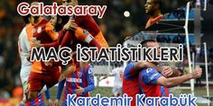 Galatasaray - Karabükspor Maç İstatistikleri | Maç Öncesi