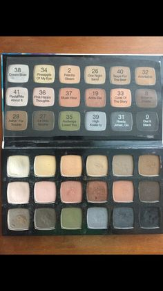 "Awesome way to keep your ""the feeling is neutral palette in order :)"