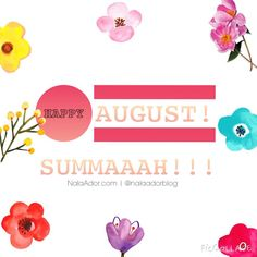 """Nala Ador on Instagram: """"Happy August, party peeps! This is a great time for new goals, updated goals, revised goals and try-it-again goals. Go get 'em tiger!!   #helloaugust #summer #summer2015 #august #blog #blogger #LAblogger #lifestyleblog #accessories #writing #arts #crafts #creative #jewelry #maker #handmade #beauty #style #generationpurpose #believe #earlyrise #earringsLover #accessoriesLover #lover #youtube #periscope #imadethis"""""""