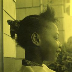 Carrie Mae Weems: Image from the Colored People series