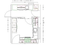 plan 1 Kitchen Board, Floor Plans, How To Plan, Projects, Log Projects, Blue Prints, Floor Plan Drawing, House Floor Plans