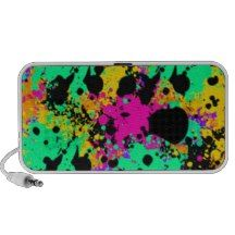 Psychedelic Art Products Mp3 Speaker