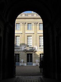 Michael Hampton: Musee Nissim de Camondo