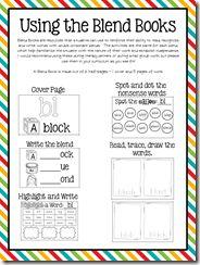 Teaching Beginning Blends!