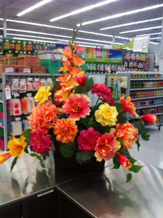 Summer floral by kristy@michaels