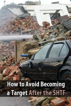 How to Avoid Becoming a Target After the SHTF. How do you be charitable without letting people know you have food? Also, how do you make yourself look just as desperate as everyone else? Watch this video. #Urbansurvivalsite #SHTF #Dontbecomeatarget