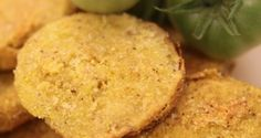 Fried Green Tomatoes - Southern Cooking Recipes and Products | House Autry Mills