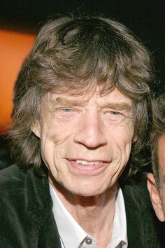 Mick Jagger.....now