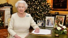 """The Queen speaks of finding hope in """"moments of darkness"""" during her annual Christmas Day address, saying that the festive period is a time to """"be thankful""""."""