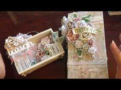 *Prima Fairy Rhymes Mini Album & Shadowbox* - YouTube-This is so beautiful