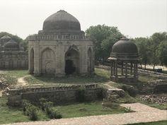 A beautiful 16th century Tomb - an archaeological site at Jhajjar, Haryana , India !