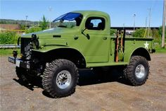 Dodge Power Wagon 4 X 4                                                                                                                                                                                 More