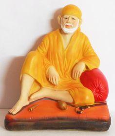 Shirdi Sai Baba (Poly Resin))