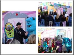 Happy 7th Anniversary Monster's Inc attraction!!! (Disney's California Adventure)