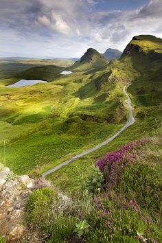 country-tweed: Cuithearang. Isle of Skye, Scotland (by Damian Kane / 500px)