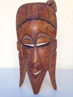 Spain-Las Palmas-Artesania Étnica-Africanpower mascaras africanas.