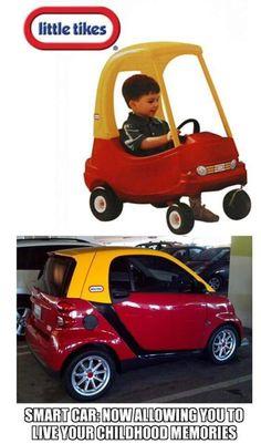 I'd drive it
