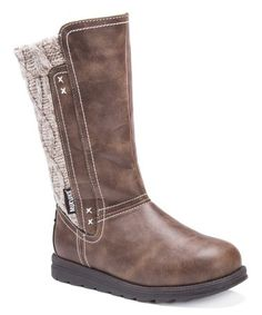 Look at this #zulilyfind! Sand Stacy Boot - Women #zulilyfinds