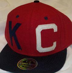 Monarchs baseball cap from the Negro Leagues Baseball Museum. df03f0d2031