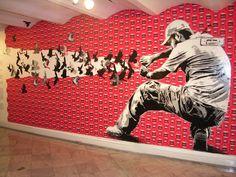 Lapiztola : Oaxaca Street Art Collective