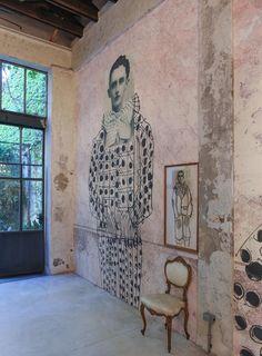 """thedesigncollector:  """"Antonio Marras, Milan Design Week  """""""