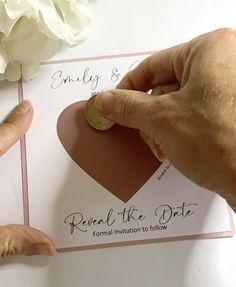 Funny Wedding Invitations, Bespoke Wedding Invitations, Wedding Invitation Card Design, Save The Date Invitations, Diy Wedding Stationery, Invites, Floral Save The Dates, Wedding Save The Dates, Wedding Shot