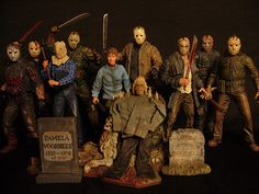 The Entire Jason Voorhees Collection
