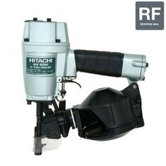 Hitachi Roundhead Siding Pneumatic Nailer Nv50a1