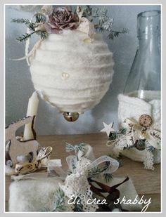 """Eli crea shabby & co.: Corso """" White Christmas"""" c/o Ciavattini Garden"""