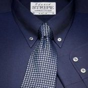 Jermyn Street Shirts style - Classic Fit Shirts   Edward Stripe