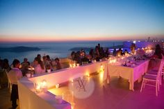 Wedding in Santorini  Luxury wedding Greek island www.whiteavenue.co.uk  #santoriniwedding