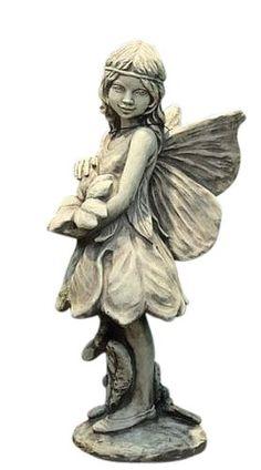 "Flower Fairy "" Schlüsselblume "", Skulptur aus Steinguss Vidroflor http://www.amazon.de/dp/B00AHXGNUG/ref=cm_sw_r_pi_dp_3-udxb0GPTMH5"
