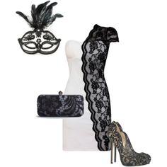 masquerade dresses | More Masquerade Dresses - Polyvore
