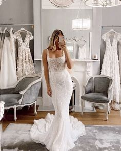 Sometimes you don't know what style gown you want for your weddinYou can find Boho wedding and more on our website.Sometimes you don't know wha. Dream Wedding Dresses, Bridal Dresses, Bridesmaid Dresses, Wedding Goals, Boho Wedding, Wedding Themes, Fall Wedding, Wedding Ideas, Pallas Couture