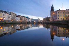 Gothenburg (or, Göteborg) Sweden Travel News, Time Travel, Travel Guide, Travel Hacks, The Places Youll Go, Places To Visit, Gothenburg Sweden, Stockholm Sweden, Online Travel Agent