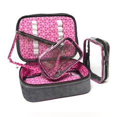 Makeup case from Melissa Beth