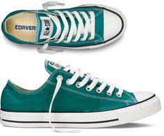 All Star Chuck Taylor -  love the colour! :)