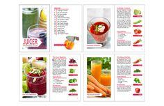 Recipe Book Design by melfiretto.deviantart.com on @DeviantArt