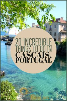 20 Incredible things to do in Cascais Portugal Best Beaches In Portugal, Portugal Vacation, Places In Portugal, Portugal Travel Guide, Visit Portugal, Europe Travel Guide, Spain And Portugal, Sintra Portugal, Beautiful Places To Visit