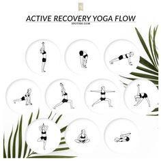 Turn your rest days into active recovery and maximize yourhellip