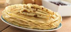 Massa de panqueca sem farinha de trigo? Aprenda como fazer - Veja a Receita: