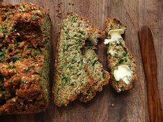 Wild garlic soda bread recipe