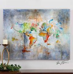 World of Color Modern Art