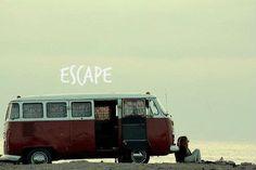 Volkswagen Van Life Style