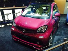 Smart fortwo brabus tailor-made